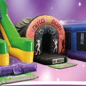 Venue hosted inflatables party hemel hempstead