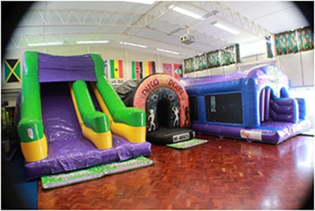 Inflatable disco package hemel hempstead